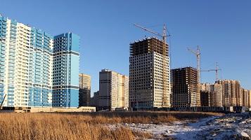 Отмечен рекордный выход жилых проектов в столице