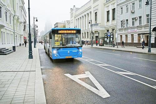 Выделенные полосы демонстрируют эффективность в Москве