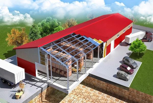 В Крекшино планируется построить крупный складской комплекс