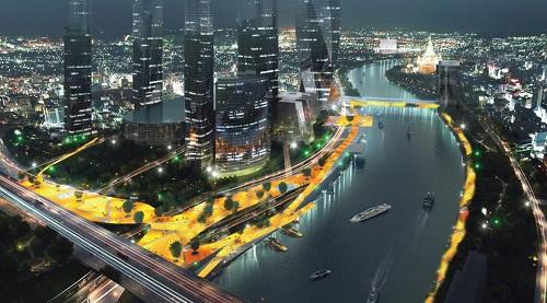 Комплекс «Сити»: полные инвестиции составят 1 триллион