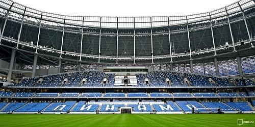 Средства инвесторов: в 2018 в Москве построено 9 спортивных объектов
