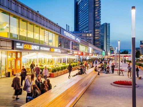 На столичных торговых улицах увеличилась ротация арендаторов