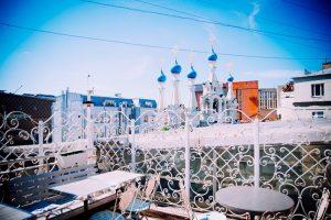 открытие веранды в Москве