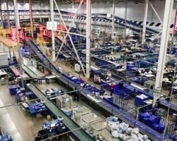 Сделки со складами в столичном регионе установили рекорд