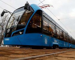 В столице начнут тестирование беспилотного трамвая