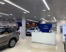 «Субару Центр Автозаводская» стал первым объектом ребрендинга торговой сети марки в РФ