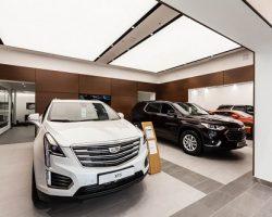 «Авилон»: второй ДЦ «Cadillac Chevrolet» открыт в Москве