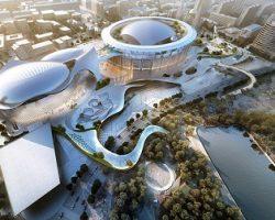 СК «Олимпийский»: представлен проект реконструкции