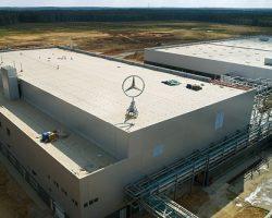 Подмосковный завод «Daimler»: стала известна  дата запуска