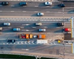 Московские выделенные полосы: протяженность достигла 334 километра