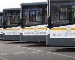 Подмосковье приобретет крупную партию автобусов