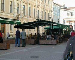 Летние кафе: столица готовится к сезону