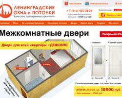 Ленинградские межкомнатные двери: преимущества и отличительные особенности