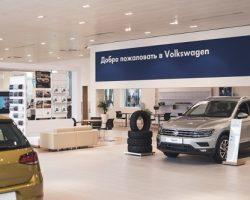 В Измайлово открыт новый ДЦ «VW»