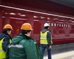Китайская «CCRC» расширяет бизнес в Москве