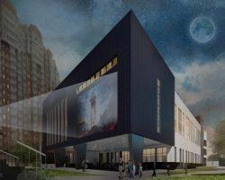 На севере столицы появится нестандартный Образовательный Центр