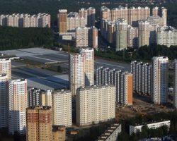 В ТиНАО ввели 20% столичного объема недвижимости