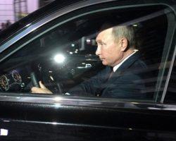 Завод «Mercedes-Benz»: на открытии мощностей в Подмосковье присутствовал президент