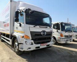 «Hino Motors»: строительство подмосковного завода уже стартовало