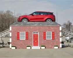 В столице презентовали новинку «Evoque» от «Range Rover»