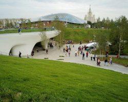 Завтра в парках столицы стартует летний сезон