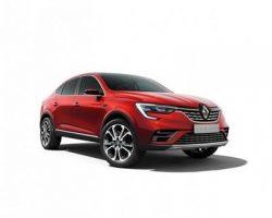 «Renault Arkana»: в столице прошла презентация  серийного «кросса»
