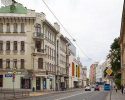 Недвижимость на Остоженке: названа усредненная стоимость