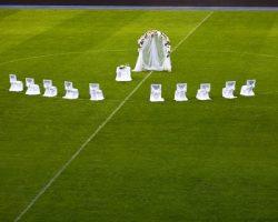 В Москве открыты площадки для необычных свадебных регистраций