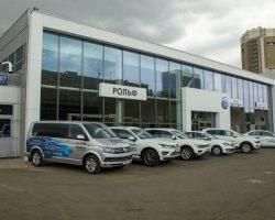 Рынок новых авто в столице показал негативную динамику