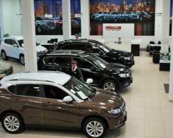 На столичном рынке наблюдается рост продаж авто китайских брендов