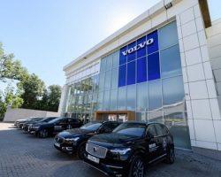 «Volvo» запустила сразу 2 ДЦ в столичном регионе