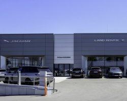 «Jaguar Land Rover»: начал работу обновленный ДЦ в столице