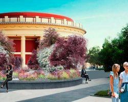 В столице появится сразу 5 дизайнерских садов
