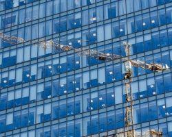 Офисная недвижимость: в столице перенесены сроки ввода у 70% объектов