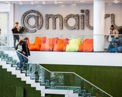 «Mail.RU Group» может получить офисную прописку в «Москва-Сити»