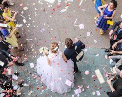 Растет количество брачных церемоний на новых площадках Москвы
