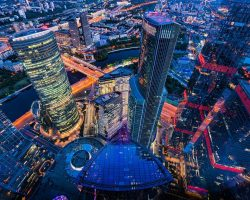 Смотровая площадка Москва-сити «#Вышетольколюбовь»: преимущества и проводимые мероприятия
