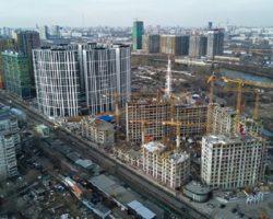 В Москве сокращается доля апартаментного жилья