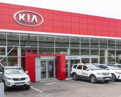 «Рольф» запустил свой первый столичный центр  бренда «KIA»