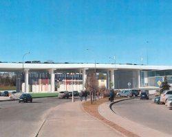 Напротив ДЦ «Москва-Сити» под эстакадой ТТК появится автопаркинг