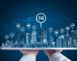 В столице началось тестирование  5G