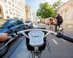Столичный велопрокат: за половину сезона зафиксировано более 3 миллионов поездок