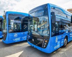 Электробусы: жители столицы совершили более 10 миллионов сервисных поездок
