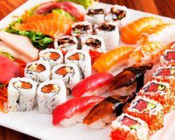 Как сделать заказ японских болюд на дом в Макароллыч