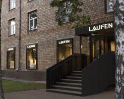 Монобрендовый бутик «LAUFEN» уже работает в Москве