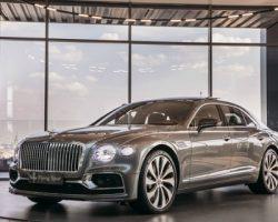 В столице РФ представлен новый «Flying Spur» от «Bentley»