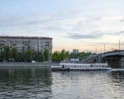 В столице начата подготовка реконструкции еще двух набережных