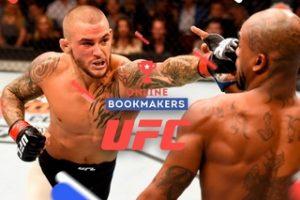 ставки на UFC