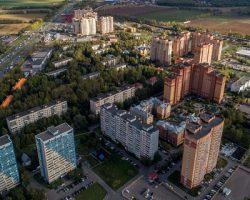 В ТиНАО заметно увеличился ввод жилья