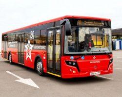 «Аэроэкспресс» получила новые автобусы